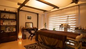 サロンの一室すべてがお客様のプライベート空間